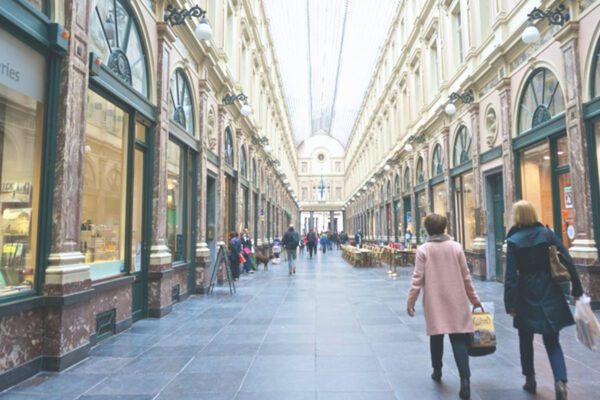 Passage des Galeries royales Saint-Hubert