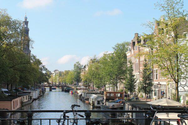 Pont d'Amsterdam