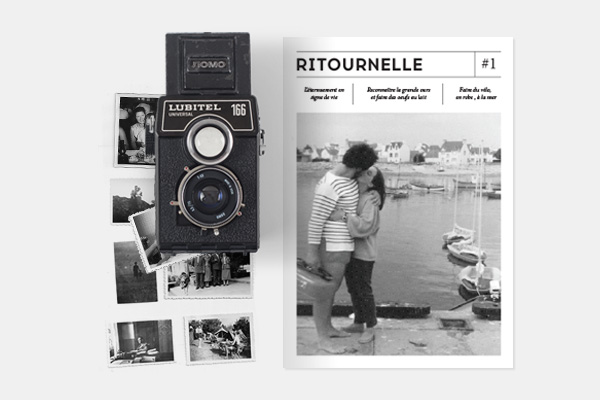 Projet journal Ritournelle